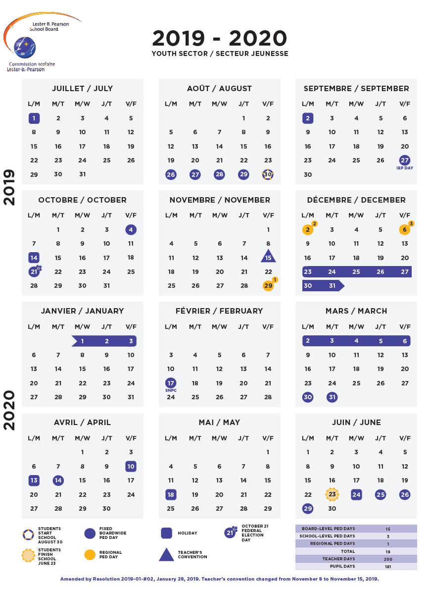 Calendrier Election 2019.Calendars Lbpsb